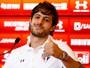 """Hudson afirma que sempre sonhou em atuar pelo Cruzeiro: """"Imenso prazer"""""""