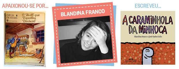 Blandina Franco (Foto: Reprodução e Divulgação)