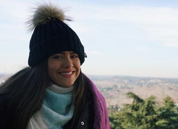 Antes da Inglaterra, Maisa Silva passou pela Espanha e França (Foto: Reprodução/Instagram)