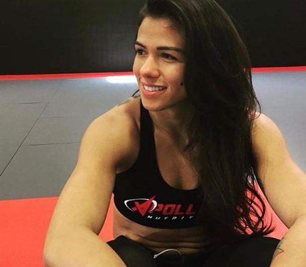 Claudia Gadelha (Foto: Reprodução/Instagram)