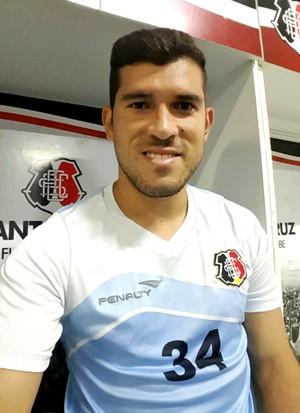 Fernando Gabriel Santa Cruz (Foto: Arquivo Pessoal)