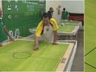 Campeonato brasileiro de futebol de botão reúne jogadores no Paraná