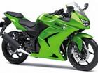Kawasaki faz recall de 15.150 unidades da Ninja 250R no Brasil