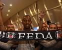 """Talisca diz que transferência partiu  do Benfica: """"O que eu posso fazer?"""""""