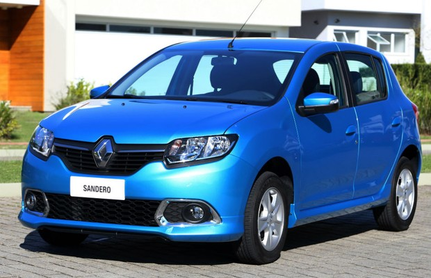 Renault Sandero Dynamique (Foto: Divulgação)
