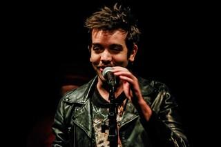 Sander Mecca, ex- integrante do grupo Twister, faz show em São Paulo (Foto: Manuela Scarpa/ Foto Rio News)