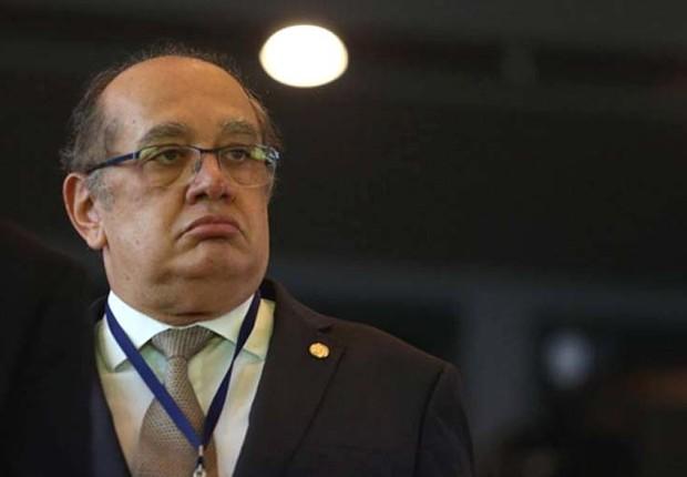 Gilmar Mendes, ministro do STF (Foto: Reprodução/Facebook)