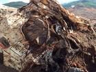Corpo é achado dentro de caminhão em área do desastre em Mariana