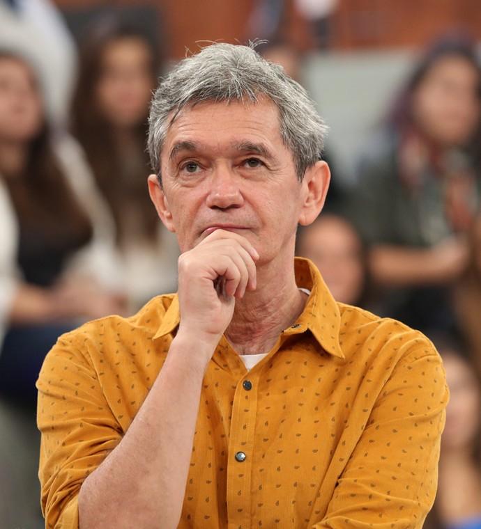 Serginho comenta sobre o público do 'Altas Horas' (Foto: Carol Caminha/Gshow)