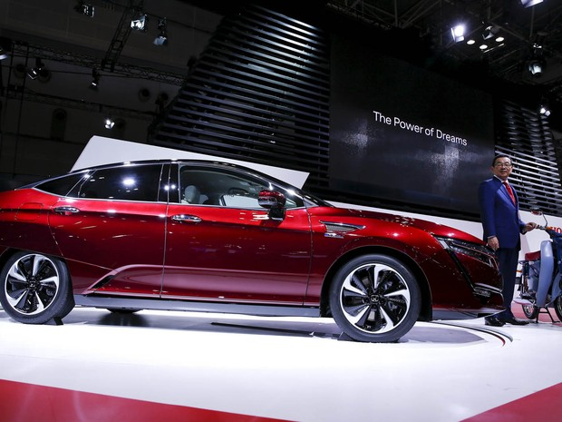 Honda FCV Clarity (Foto: REUTERS/Thomas Peter)