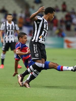 Fortaleza x Ceará Campeonato Cearense Castelão João Marcos (Foto: Kid Júnior/Agência Diário)
