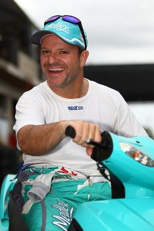 Rubens Barrichello no Autódromo de Tarumã na etapa da Stock Car (Foto: Carsten Horst / Divulgação)