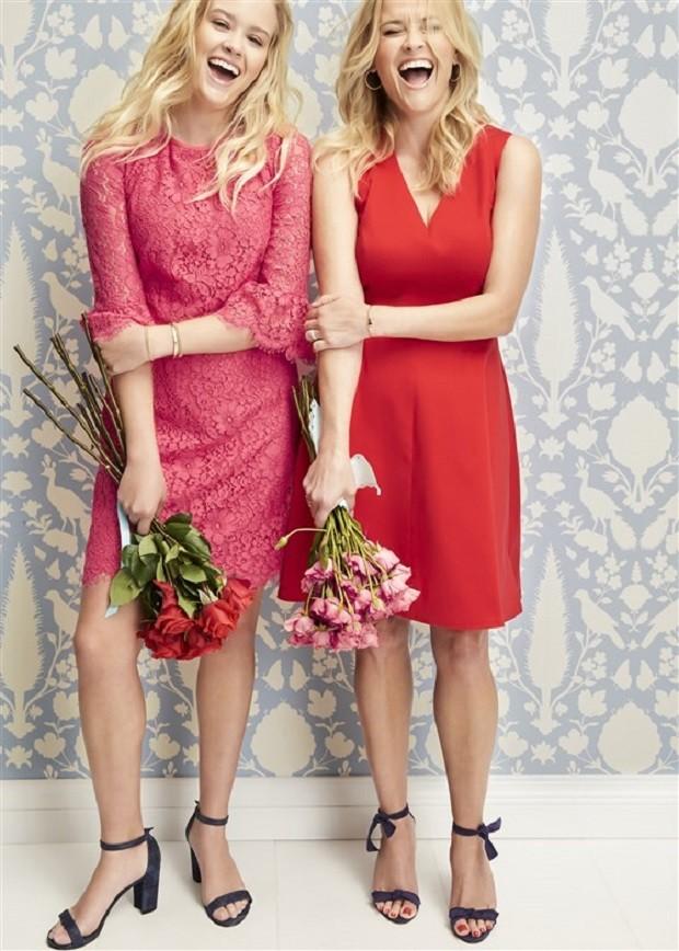 Reese e Ava (Foto: Reprodução Instagram)