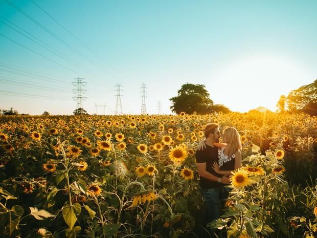 Fotógrafo conheceu o lugar e utiliza como cenário em produções (Foto: Arquivo Pessoal/ Diego Migotto)