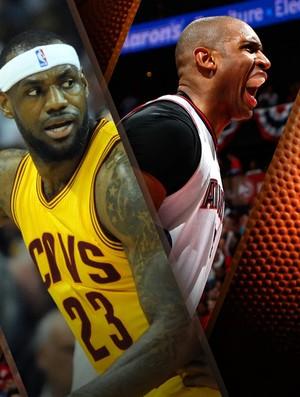 Carrosseis Finais NBA - LeBron x Horford