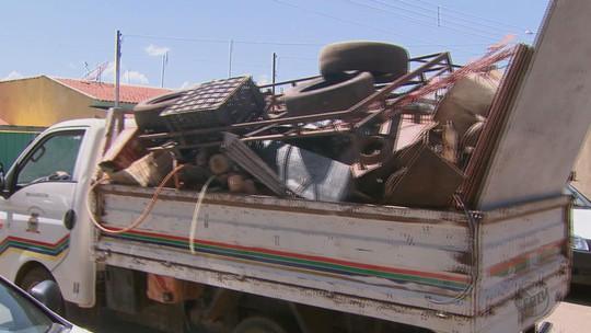 Agentes recolhem lixo de 24 cidades da região no dia de combate ao Aedes