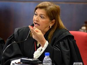 Desembargadora Encarnação das Graças Salgado (Foto: Divulgação / Tribunal de Justiça do Amazonas)