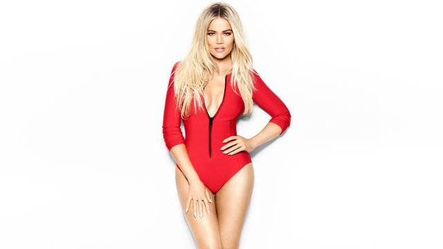 Khloé Kardashian (Foto: Health/Reprodução)