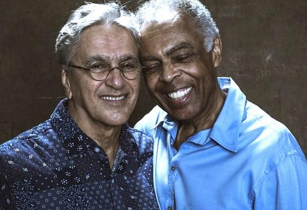 Caetano e Gil vão cantar sucessos da carreira no dia 30 de outubro, no Rio (Foto: Divulgação)