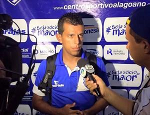 Didira CSA (Foto: Divulgação/CSA)