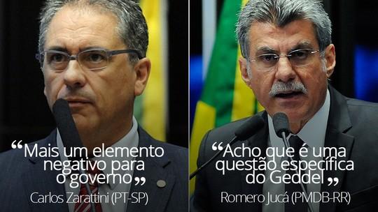 Foto: (Luis Macedo/Câmara dos Deputados; Pedro França/Agência Senado)