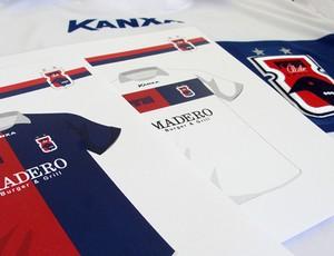 Patrocinio Paraná Clube (Foto: Divulgação/site oficial do Paraná Clube)