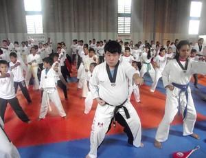 12º Torneio de Taekwondo, da Academia Art Sport (Foto: Arquivo Pessoal)