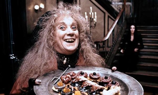 Judith Malina como Vovó Addams (Foto: Divulgação)
