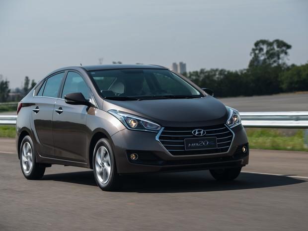 Auto Esporte - Hyundai lança HB20S com visual atualizado a partir de ... 1d67e34f4e