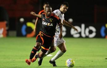 Aparecidense vence desinteressado Sport fora e segue na Copa do Brasil