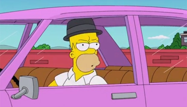 Simpsons (Foto: Reprodução / YouTube)