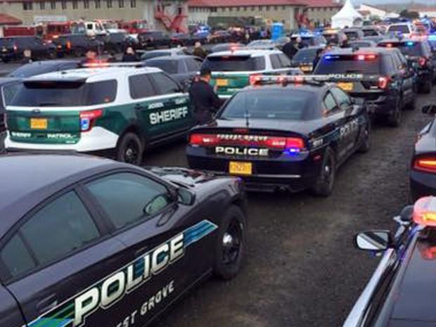 Polícia de Forest Grove está investigando, mas ainda não conseguiu identificar origem do barulho (Foto: Reprodução/Facebook/Forest Grove Police)
