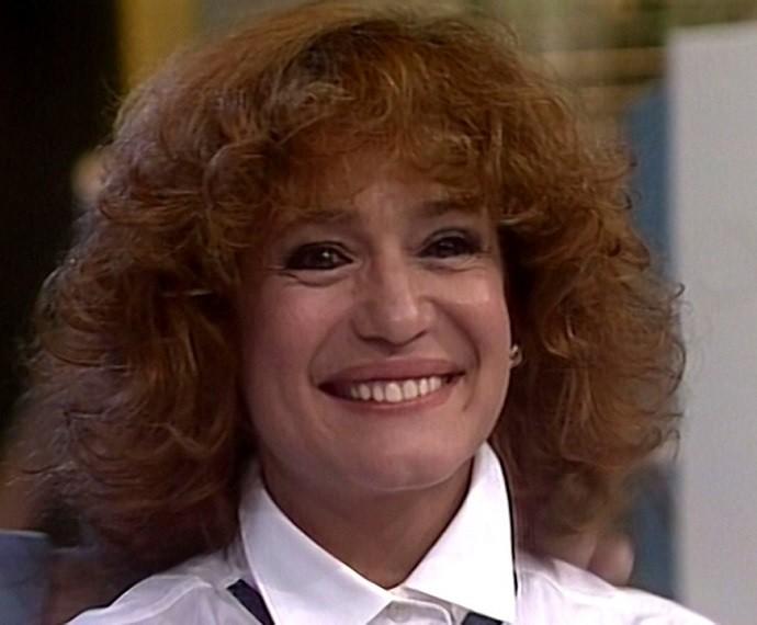 Susana Vieira foi uma das primeiras homenageadas no Arquivo Confidencial (Foto: CEDOC/TV Globo)