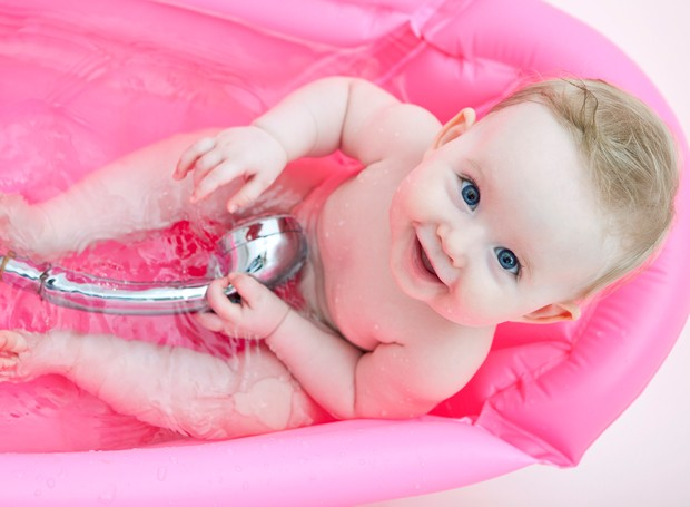 Um banho no fim da tarde pode ser bem refrescante e agradável (Foto: Thinkstock)