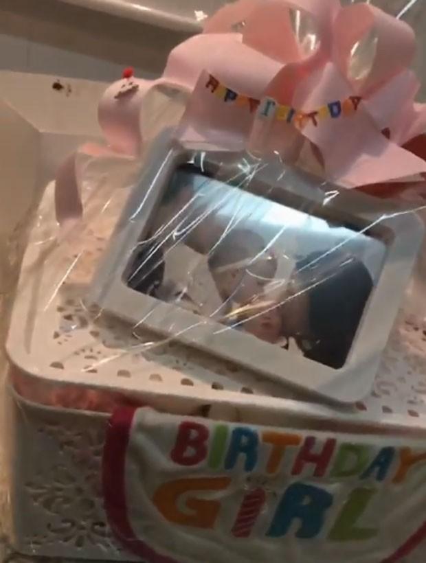 Thais Fersoza exibe detalhes da festinha de aniversário de Melinda (Foto: Reprodução)