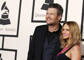 Blake Shelton e Miranda Lambert  (Foto: REUTERS / Mario Anzuoni)