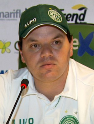 Tarcísio Pugliese técnico Guarani (Foto: Carlos Velardi / EPTV)