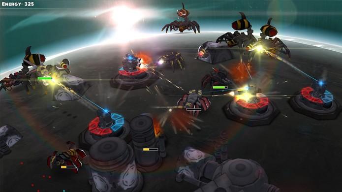 Final Horizon traz combates estratégicos contra insetos robôs alienígenas (Foto: PlayStation Blog)