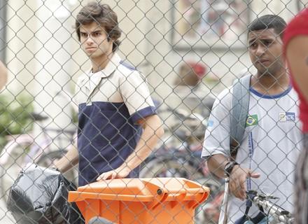 Fabinho é condenado a fazer serviço comunitário e ganha apelido: 'Faxigato'