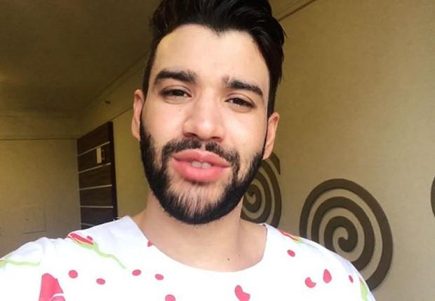 O cantor Gusttavo Lima (Foto: Reprodução/Instagram)