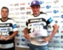 Com projeções diferentes, Tiago Luís e Rafael Santos chegam ao XV