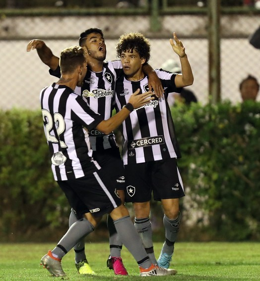 segunda Quente (Vitor Silva / SSpress / Botafogo)