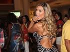 Urach sobre topless: 'Compararam com o da Dercy Gonçalves'