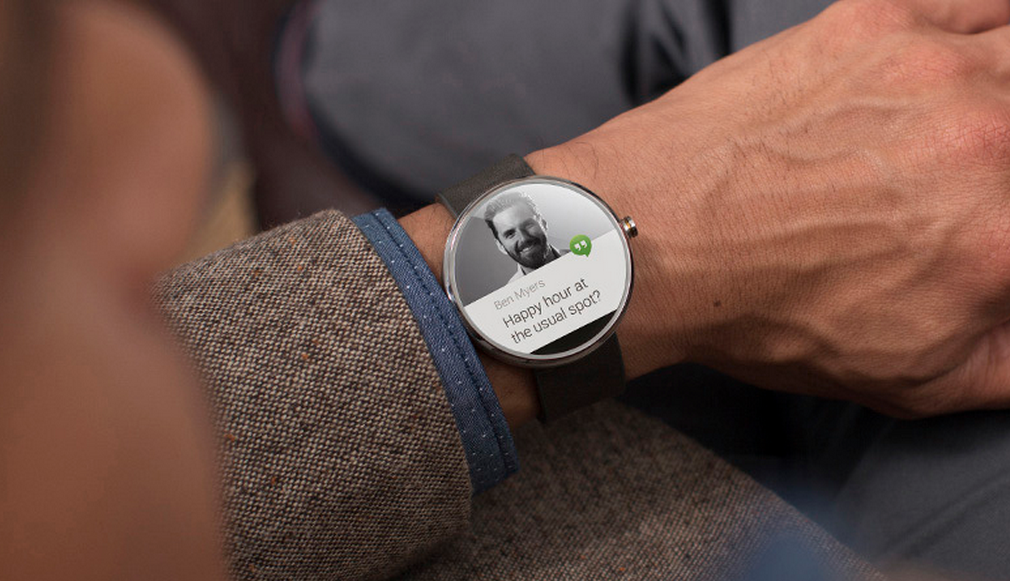 Relógio inteligente Moto 360 chega ao Brasil em outubro