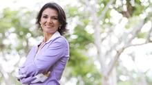 Conheça Herta Riama, a 1ª repórter da TV Paraíba no interior do estado  (Junot Lacet Filho)
