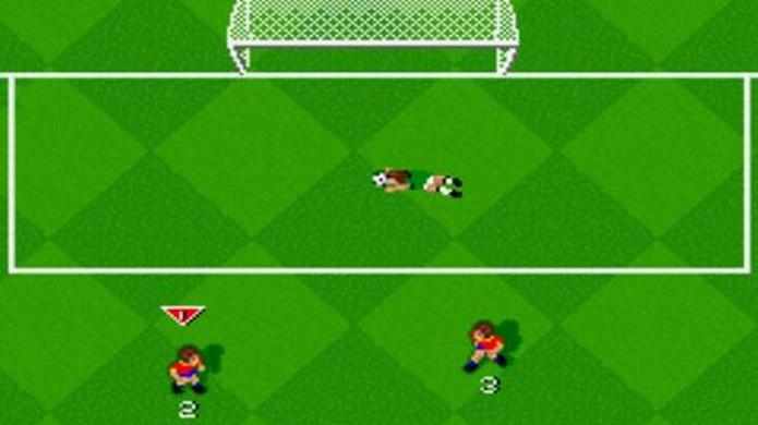 Clássico Super Kick Off fez bastante sucesso no Super Nintendo e Mega Drive (Foto: Reprodução/GameFaqs)