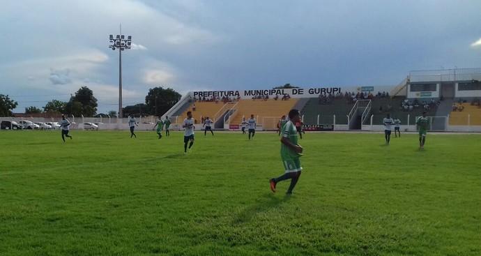 Gurupi vence equipe amadora por 10 a 1 (Foto: Presley Jorge/ Divulgação )