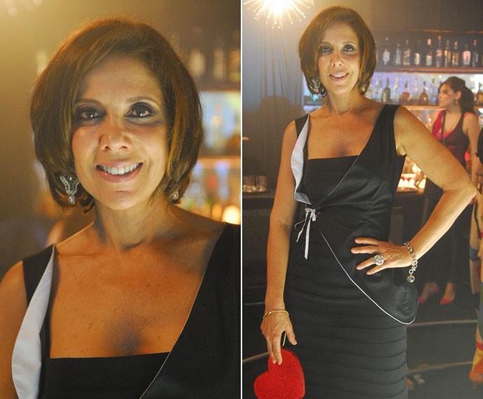 Em Cinquentinha (2009), quando viveu Laura Fratelli (Foto: Globo/João Miguel Júnior)