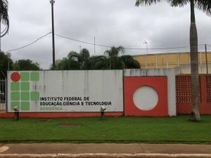 Mais de 1,8 mil vagas serão ofertadas para 12 polos do Ifro, em Rondônia (Foto: Larissa Matarésio/G1)
