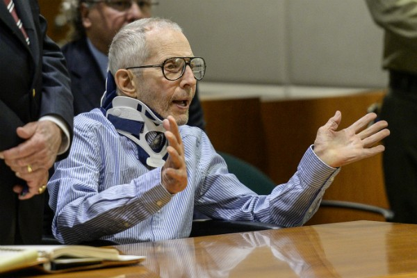 Robert Durst (Foto: Getty Images)